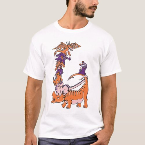 Cute Imaginary creatures _ Awesome imaginary creat T_Shirt