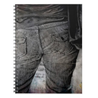 Cute In Jeans Gifts Notebook