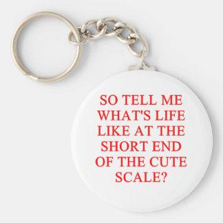 CUTE insullt Key Chains