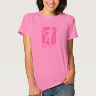 "Cute ""Ip Man - Wing Chun"" Kung Fu T-shirt"