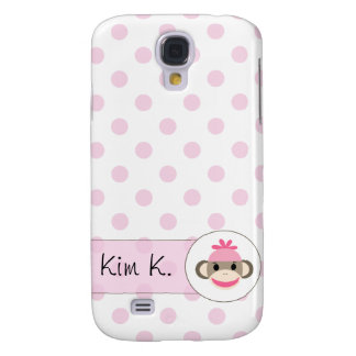 Cute iPhone 3 Cases By The Sock Monkey Shoppe