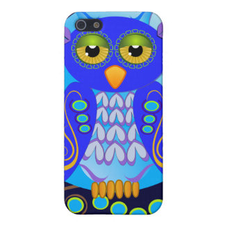 Cute iPhone 4 speck case with Night Owl
