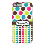 Cute iPhone 6 case By The Frisky Kitten