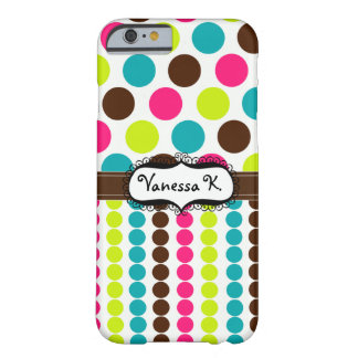 Cute iPhone 6 case By The Frisky Kitten
