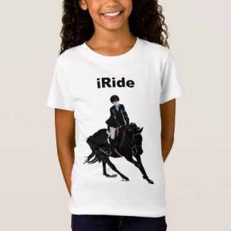 Cute iRide Children's Horse T-Shirt
