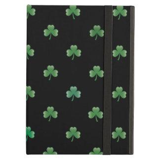 Cute Irish Clover pattern Case For iPad Air