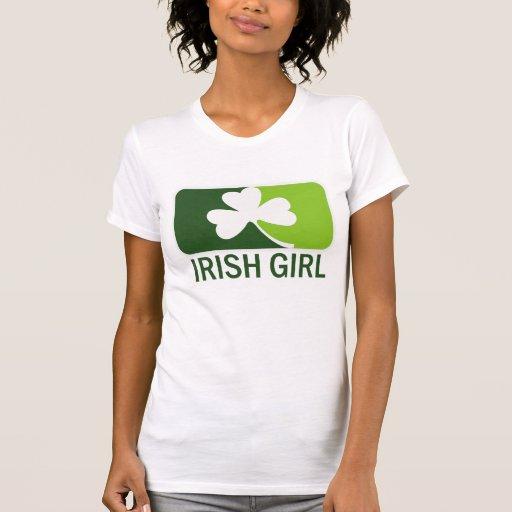 Cute Irish Girl T-Shirt