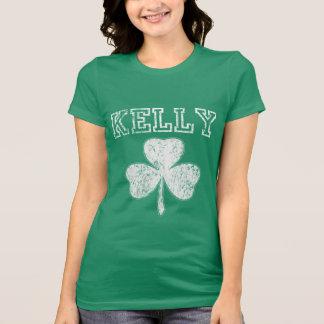 Cute Irish Shamrock Kelly t shirt