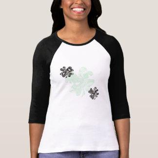 Cute Irish Shamrock Pattern shirt