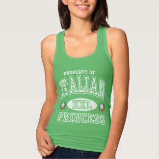 Cute Italian Princess Dark T Shirt