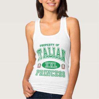Cute Italian Princess Tee Shirt