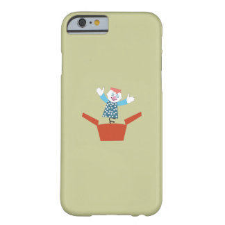 Cute Jack in the Box Barely There iPhone 6 Case