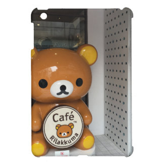 Cute Japanese Bear Rilakkuma iPad Mini Cases