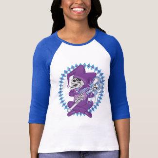 Cute Jester Skull T-Shirt