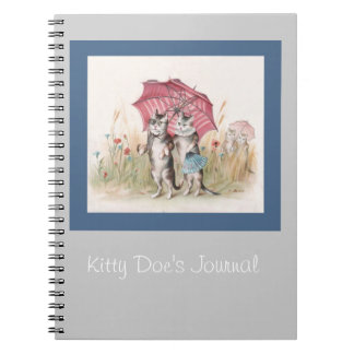 Cute Journal for Cat Lovers