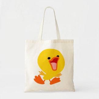 Cute Joyous Cartoon Duckling Bag