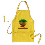 Cute Jumping toy Apron