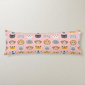 Animal Body Pillow Pattern : Safari Theme Pillows - Decorative & Throw Pillows Zazzle