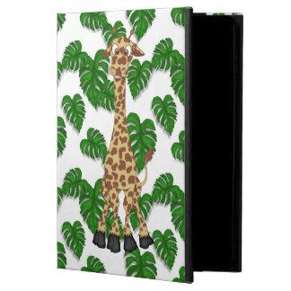 Cute Jungle Giraffe iPad Air 2 case Powis iPad Air 2 Case
