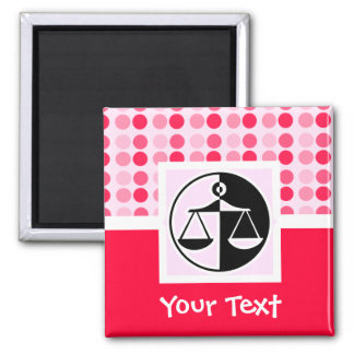 Cute Justice Scales Fridge Magnets