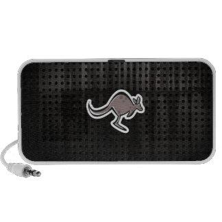 Cute Kangaroo Cool Portable Speakers