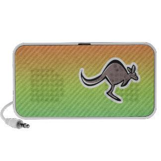 Cute Kangaroo Design Portable Speakers