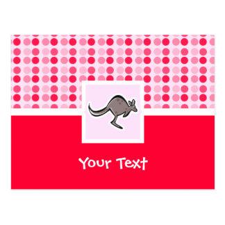 Cute Kangaroo Postcard