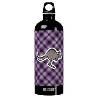 Cute Kangaroo; Purple SIGG Traveler 1.0L Water Bottle