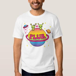Cute Kawaii Aliens Plur T Shirt