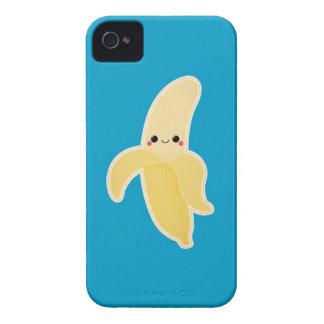 Cute Kawaii Banana iPhone 4 Case-Mate Cases
