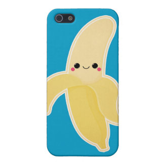 Cute Kawaii Banana iPhone 5 Covers
