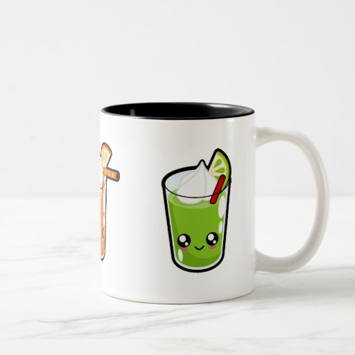Cute Kawaii Beverages Mug