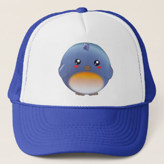 Cute kawaii bluebird hat / cap