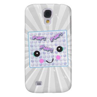 Cute Kawaii Bubble Wrap Samsung Galaxy S4 Cover