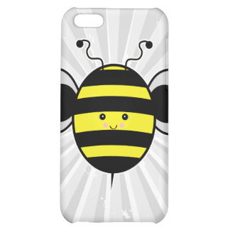 cute kawaii bumble bee cover for iPhone 5C