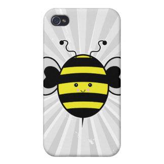 cute kawaii bumble bee iPhone 4 cover