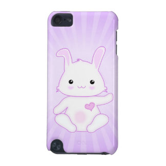Cute Kawaii Bunny Rabbit in Purple and Lilac iPod Touch (5th Generation) Cover