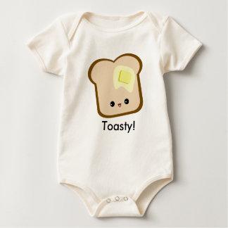 Cute kawaii butter toast toasty! t-shirt