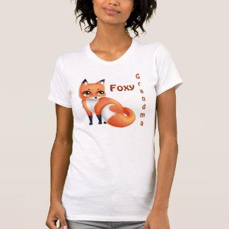 Cute Kawaii cartoon fox Tshirts