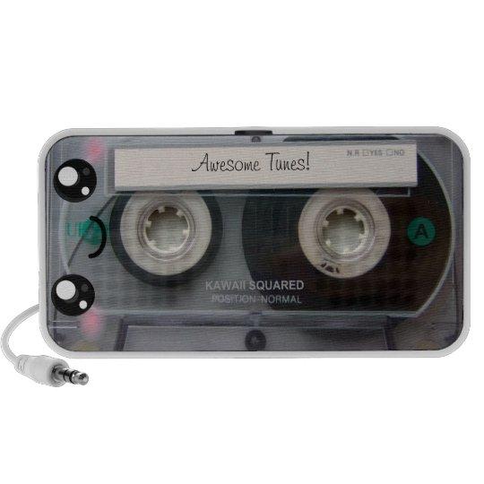 Cute Kawaii Cassette Tape Mini Speaker