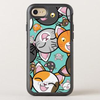 Cute Kawaii Cats iPhone 7 Otterbox Case