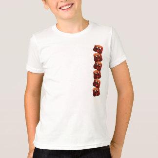 Cute Kawaii Chocolates - T-Shirt