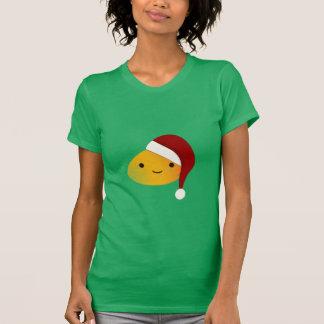 Cute Kawaii Christmas Mango T-Shirt