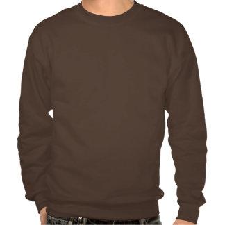 Cute Kawaii Christmas Pudding Mens Jumper Pull Over Sweatshirt