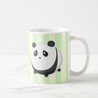Cute Kawaii chubby panda bear Coffee Mug