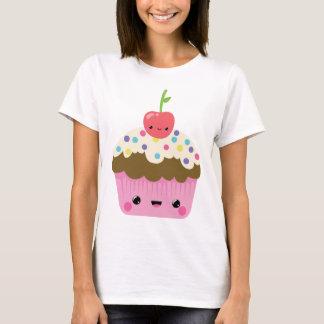 Cute Kawaii Cupcake T-Shirt