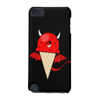 cute kawaii devil ice cream cone with wings iPod touch 5G covers
