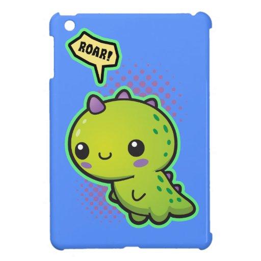 Cute Kawaii Dinosaur IPad Mini Case Zazzle