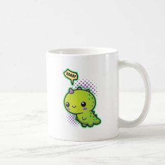Cute Kawaii Dinosaur Mugs