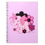 Cute Kawaii Elephant Notebook